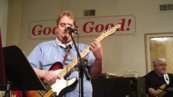 Pray Like This- Agape Blues Company