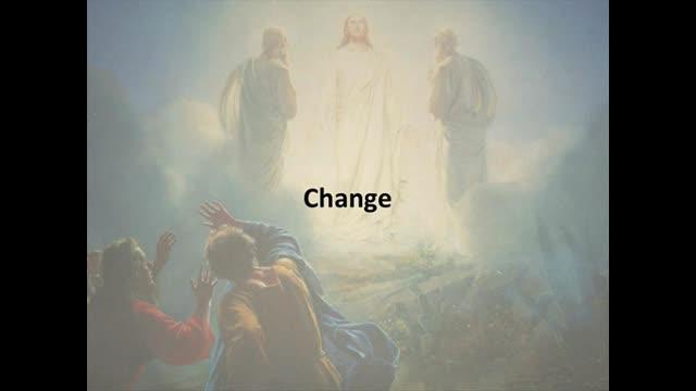 Transfiguration - February 10, 2013