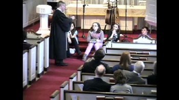 Children's Sermon February 10, 2013
