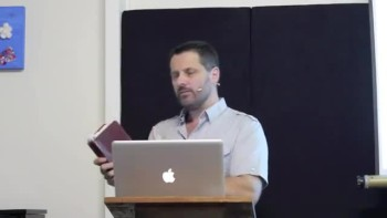 Christology 2 - The Deity of Christ 2 - Part 2 of 3 by Rob Cartledge