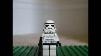 LEGO Yoda Short