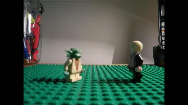 LEGO Yoda Short II