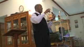Pastor Preaches on Forgiveness