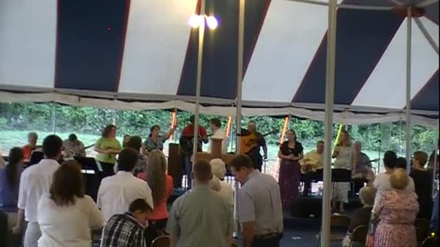 Summer Tent Revival 2012- Day 3 Part 1