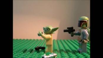 LEGO Yoda Short III
