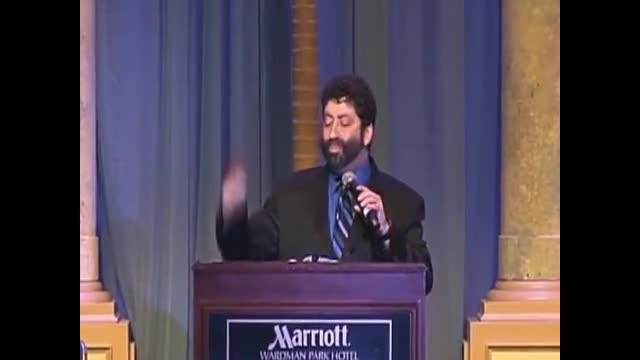 Message to America-Jonathan Cahn Addresses the Presidential Inaugural Prayer Breakfast