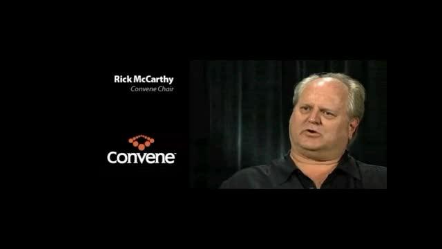 Convene Story: Rick McCarthy