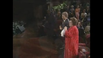 Kevin Williams, Bill Gaither, Jeanne Johnson, Vestal Goodman, Jake Hess and Larry Ford - Old Friends