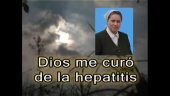 Dios me curó de la hepatitis / Esp.