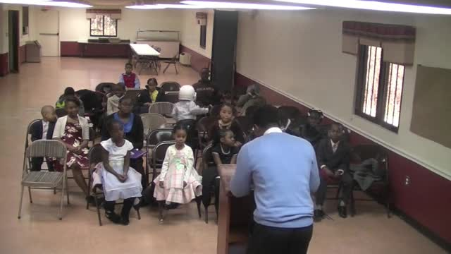 Harlem Shake Children's Ministry Theophile Kids Edition v2