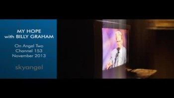 Billy Graham's Hope Project comes to the United States this November