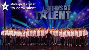 From the Streets to the Stage - An Angelic Boy's Choir Stuns the Judges