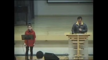 Kei To Mongkok Church Sunday Service 2013.02.09 Part 1/3