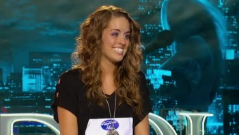 Angela Miller's Audition on American Idol