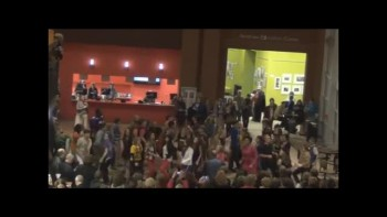 BGHS Godspell Flash Mob