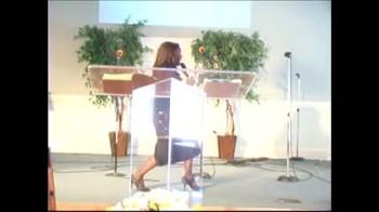 Pastor Yvonne Robinson, Atlanta, Ga