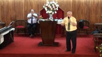 Conociendo a Dios mediante la Fe y la oración. Pastor Walter Garcia. 03-02-2013