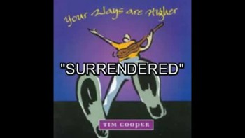 Surrendered - Tim Cooper