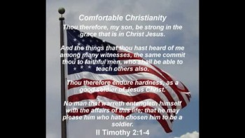 Comfortable Christianity