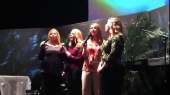 Cofer Sisters First time singing in public since oral cancer