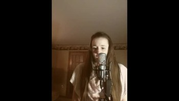 Don't You Worry Child cover by 16 year old Emily