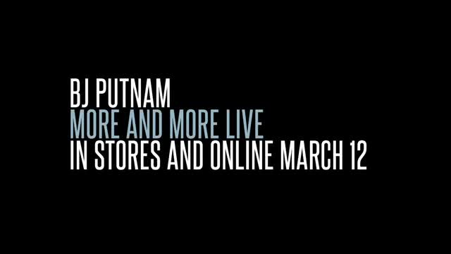 BJ Putnam | Glorious (Official Video)