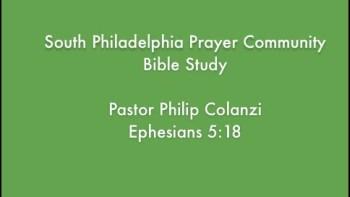 SPPC Bible Study - Ephesians 5:18