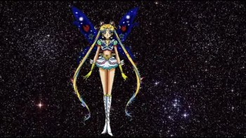 Selenit Saturn - Sailor Moon 2013