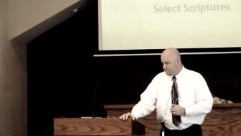 "Pastor David Slusher sermon ""The Identity Lens"" 02/24/13 1"