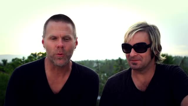 Audio Adrenaline - Audio Adrenaline Introduces Kevin Max