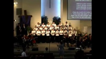 Crown Him With Many Crowns; Christ the Lord Is Risen Today(來擁戴主為王; 基督我主今復活) 2012年04月08日