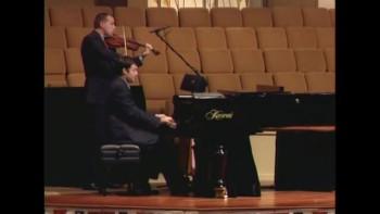 Heaven Medley - viola / piano