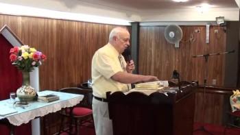 No corromperse en el servicio al Señor. Pastor Walter Garcia. 10-02-2013