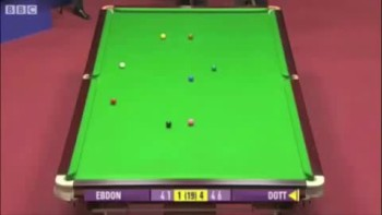 File: Man Falls Asleep During Ebdon And Dott Match