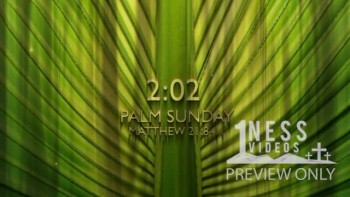 Palm Sunday Church Countdown Video - Oneness Videos