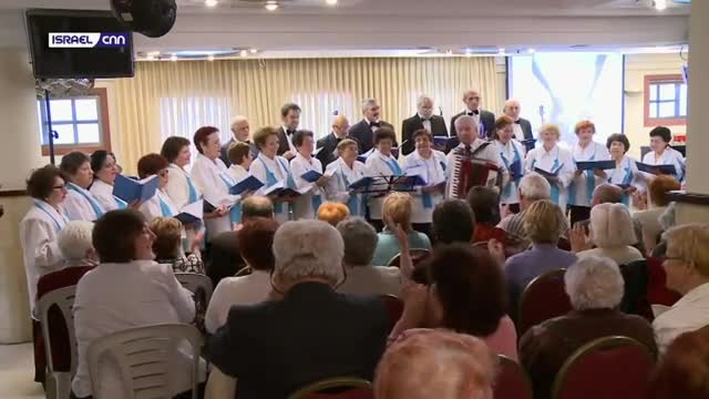 A Jewish Russian Choir from Haifa, Israel