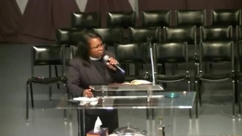 VOCOM Sunday Service - Special Guest Speaker_ Elder Charmaine Burns