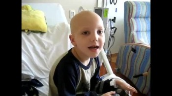 Sweet Child Sings Praises to Jesus During Chemo Treatment