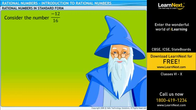 Class7_Maths_Rational Numbers_Introduction to Rational Numbers