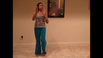 Shake Heaven Dance - Chorus 1 Practice