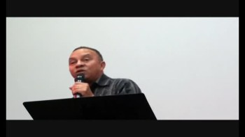 Pastor Luiz Barbosa. Jesus no Mar da Galileia