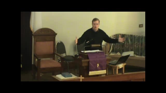 3-3-13 First Presbyterian Church Lancaster WI