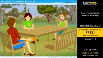 Class6,Maths,Fractions,Comparing Fractions