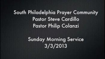 SPPC Sunday Service - 3/3/2013
