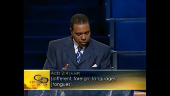 Creflo Dollar - Praying in the Spirit 5