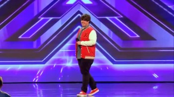 Young Man Surprises His Parents in the Audience by Auditioning on X Factor