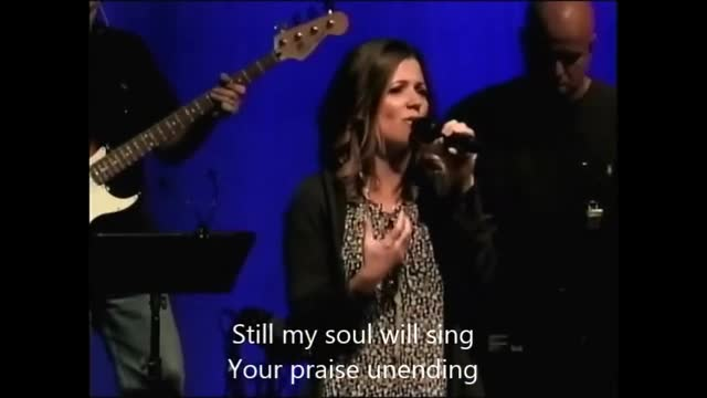 10,000 Reasons (Bless the Lord) - Betsy Burke - Gateway Community Church