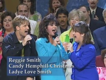 Guy Penrod, Reggie and Ladye Love Smith, Candy Hemphill Christmas and John Starnes - Sweeter As the Days Go By