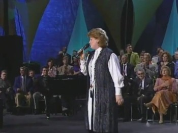 Joy Gardner and the Lawrenceville Church of God Choir - Somebody Touched God for Me