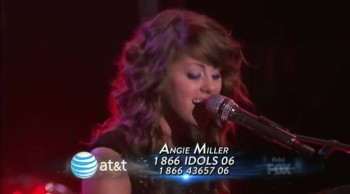 American Idol Contestant Sings ANOTHER Christian Song on National Television!